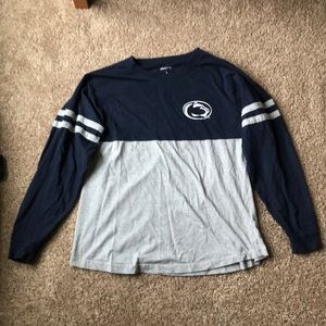 Penn State Oversized Long Sleeve